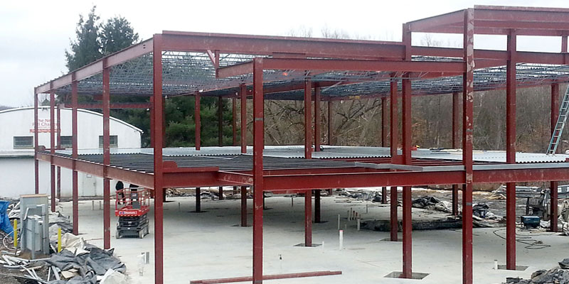 Fell Charter School Construction | www edpons com